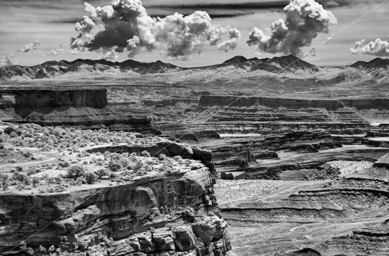 The View from Mesa Arch