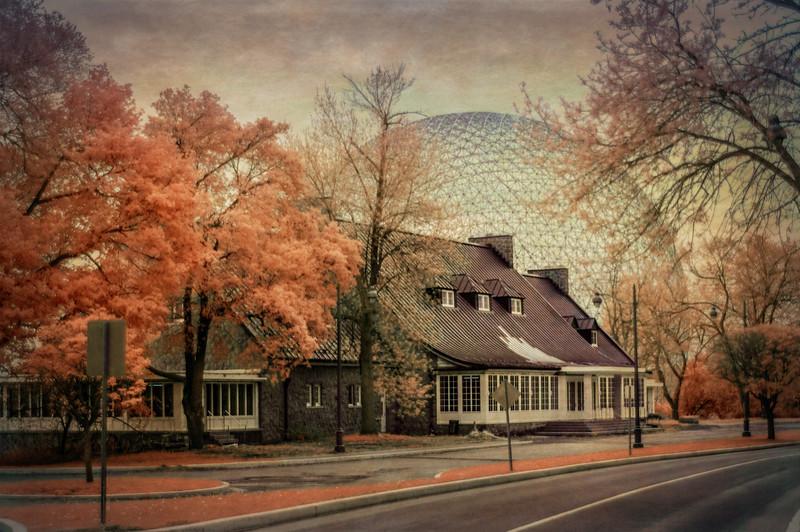 Biosphère de Montréal 2