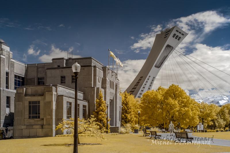 2 géants de l'Est de Montréal