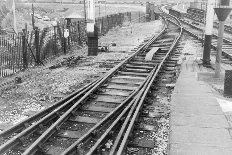 Sep 65:  A modellers nightmare!  Frome