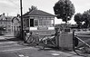 1967;  Hampton Signal Box