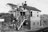17th Aug 63:  Upwey & Broadway signal box