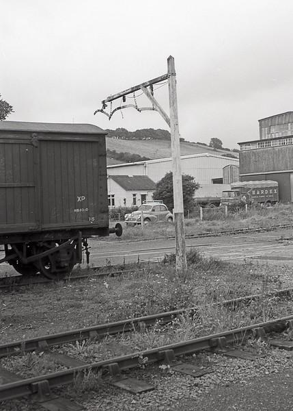 5th Sep 1965:  Lifton Loading Guage