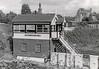 August 1974 Dorchester Junction Signal Box
