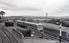 6th Sep 1965:  Callington train arriving at Bere Alston