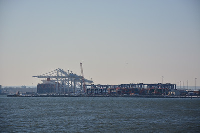 Containers & Cranes