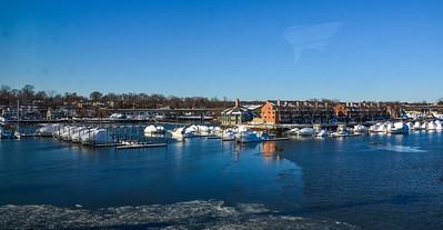 Winterized Palmer Point Marina
