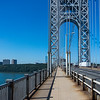 George Washington Bridge New Jersey Tower