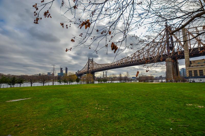 Green Lawn & 59th Street Bridge
