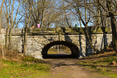 Stone Arch tunnel