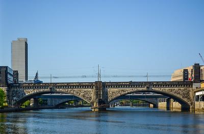 Regional Rail arches