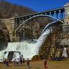 Croton Dam Spillway