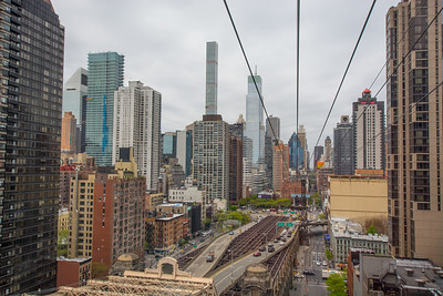 Cable car or Aerial Tram