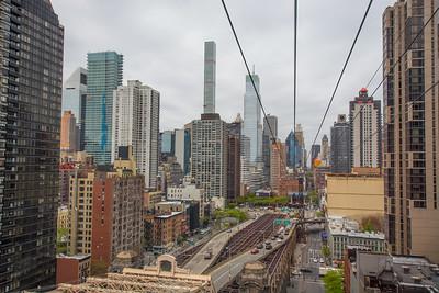Cable car or Aerial Tram