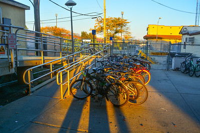 Sunset Station Bikes