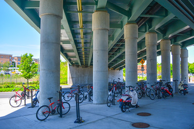 Fairfield Metro Bike Parking
