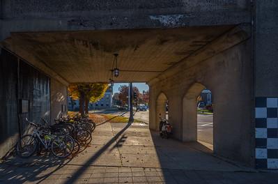 Underpass Parking