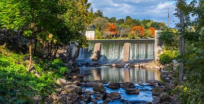 Autumn Dam