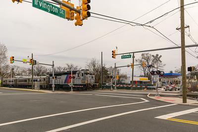 #4100 crossing Irvington Street