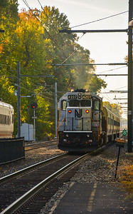 #4207 leaving Watchung Avenue
