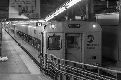 Shoreliner Cab car at Grand Central