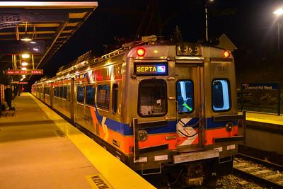 Electric overhead Commuter / Regional Rail