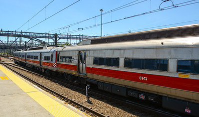 Old Red Beasts at New Haven Union