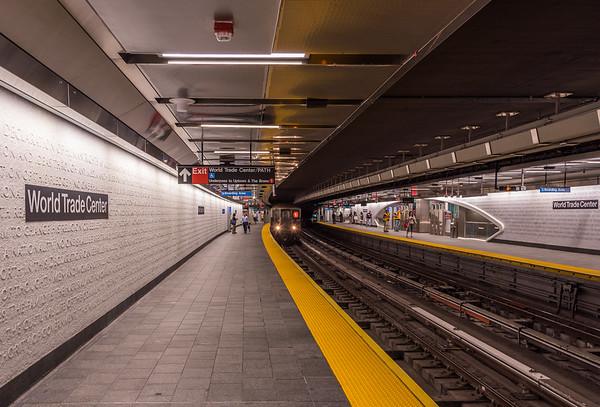 1 WTC Train