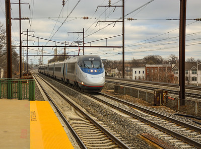 Acela at the Rahway Raceway