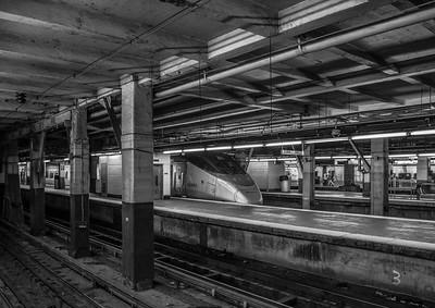 Underground Acela