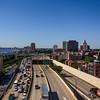 Northbound City Congestion