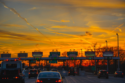 Jersey City Toll Gates