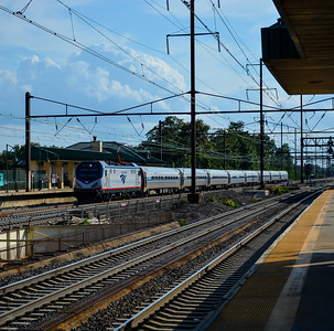 Rocketting Past Rahway