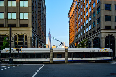 World Trade Light Rail