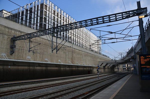 Channel Tunnel Rail Link (CTRL)
