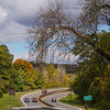Bronx River Parkway in White Plains