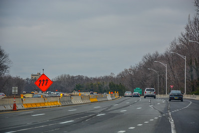 Parkway Concrete Barriers