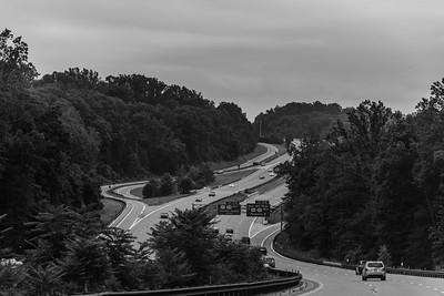 Undulating Parkway