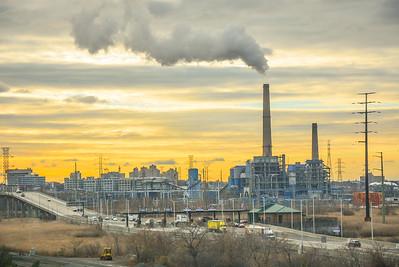 Jersey City Coal Power