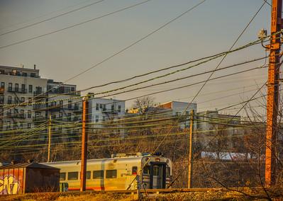 Approaching Hoboken