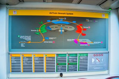 Airtrain Map