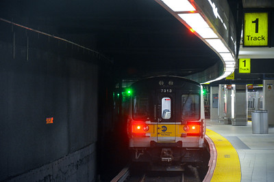 Electric 3rd Rail - Commuter / Regional Rail