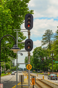 Red Signal at Burlington Towne Center