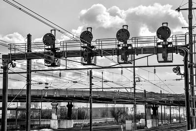 Newark Airport Signals