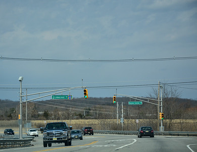 Northbound 15 , Green Light & 2 Roads
