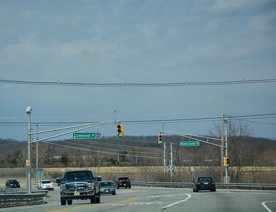 Northbound 15 , Green Light & 2 Roads