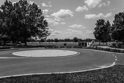 High Street Teardrop Roundabout