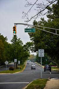 71 , Green Light & Roseid Avenue