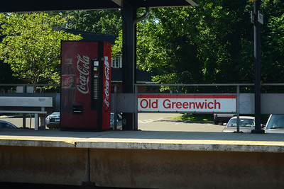 Old Greenwich Vending Machine