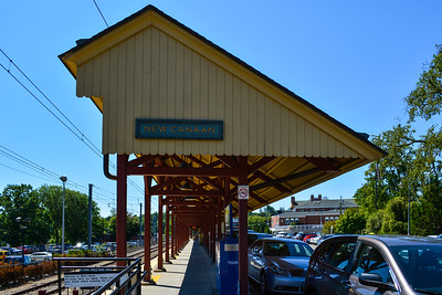 New Canaan Station